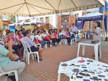 Lenguas indígenas están en la feria del Libro en Cobija
