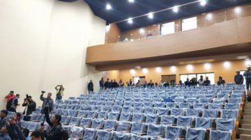 Se inaugurará un gran centro cultural en Sucre