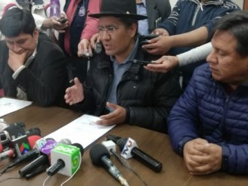 URGENTE. Gobierno decide reunirse con cívicos potosinos