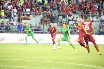 Venezuela doblega a Bolivia  por 4-1 en partido amistoso