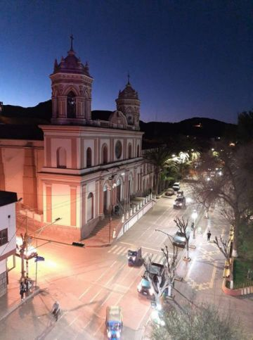 Tupiza vive festival de canción cristiana