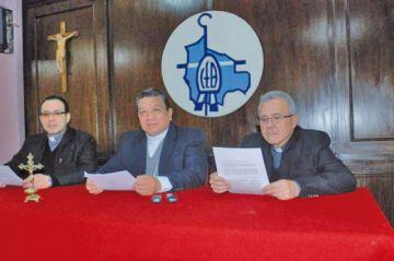 La iglesia ve temor por posible manipulación del proceso electoral
