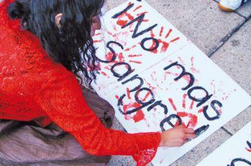 Defensoría registra 94 casos de feminicidio en lo que va del año