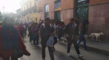 Grupos de control siguen recorriendo las calles