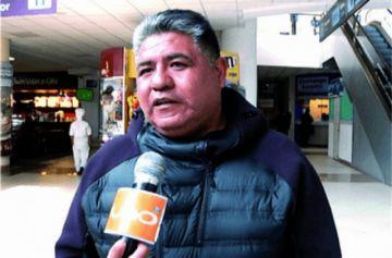 """Martínez dijo que se siente """"cansado"""" pero que continuará a la cabeza del santo"""