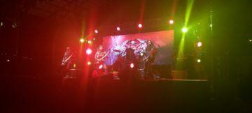 La noche de rock alcanzó éxito en patio San Marcos