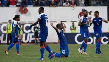 Haití llegó a Santa Cruz con la idea de cobrar revancha