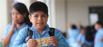 Este 23 de octubre comenzará el pago del bono Juancito Pinto