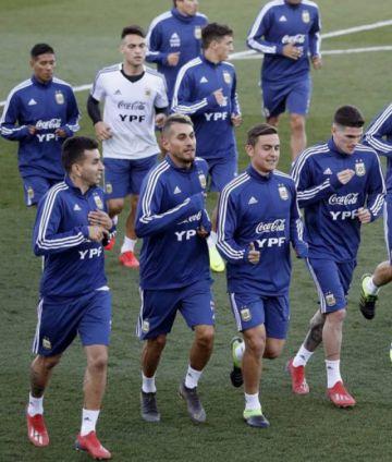 Argentina busca un triunfo ante Ecuador