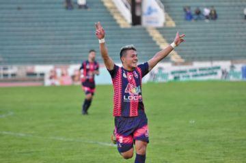 San Lorenzo gana en Sucre  y avanza a la otra fase