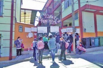 Más escuelas ingresarán a la modalidad de la preinscripción