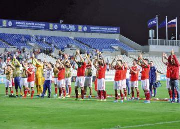 Rusia y Bélgica avanzan  a la Eurocopa 2020
