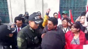 Presidente de Comcipo dice que el Gobierno dilata el conflicto