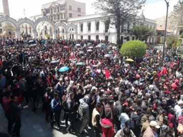 Potosinos van a cabildo por los beneficios del litio y federalismo