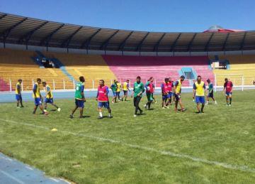 Ferrufino ajusta las líneas para visitar  a Wilstermann, de Cochabamba