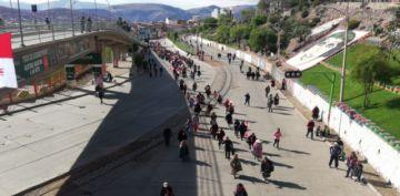 Conozca el puente en el que se realizará el cabildo de Potosí