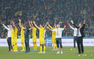 Ucrania gana y sella el pase a la Eurocopa 2020