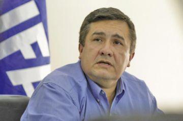 """Robert Blanco: """"no hay dinero en la FBF"""""""