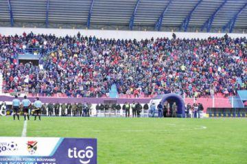 Nacional decide cobrar 20 Bolivianos la entrada general