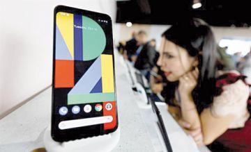 Google presenta su nuevo móvil Pixel 4 y su cámara