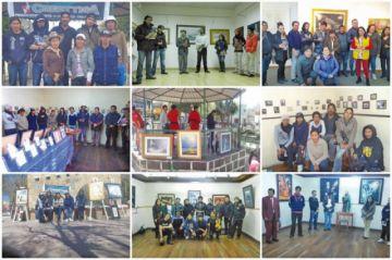 """""""Creáttica"""" celebra seis años con  exposición"""