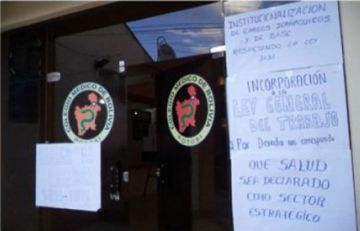 Médicos ratifican pausa por el auto de buen Gobierno
