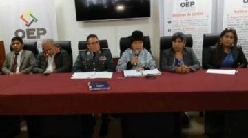 FF.AA. movilizará 11.171 efectivos durante la jornada de votación