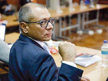 Ecuador: Tribunal ratifica sentencia a Jorge Glas