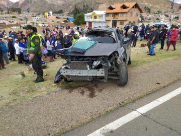 Tres personas pierden la vida en colisión de dos vehículos en Betanzos
