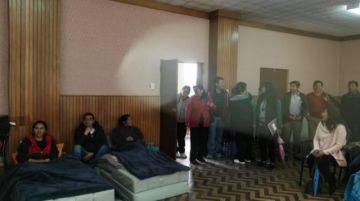 Médicos levantan piquetes de huelga de hambre