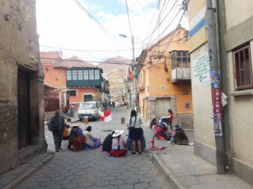 Todos los caminos desde y hacia Potosí están despejados