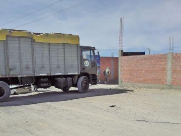 Incautan mercadería de contrabando en Uyuni