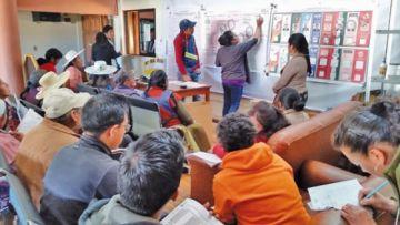 Restricciones y silencio electoral marcan la actividad en Potosí