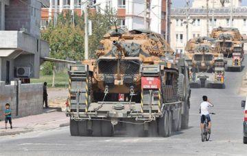 Kurdos aceptan tregua en ofensiva turca