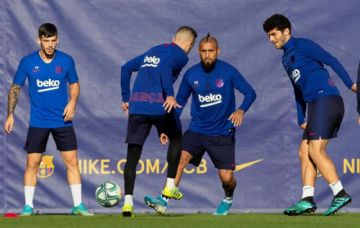 Barcelona busca un triundfo en su visita a Eibar