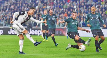 Juventus vence a Bolonia en la octava fecha de la Serie A italiana