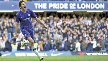 Chelsea gana a Newcastle en Stamford Bridge