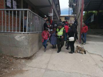 Potosinos emitieron su voto con civismo, normalidad y tranquilidad