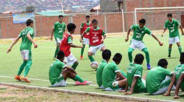 Bolivia será cabeza de serie  en el Sudamericano Sub-15