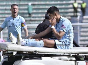 Lesiones dejan fuera del Clausura a cuatro jugadores