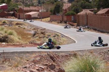 Potosí se queda sin sede de karting por falta de kartódromo