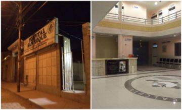 Hospitales San Roque y Calcuta asistieron emergencias de rutina ayer
