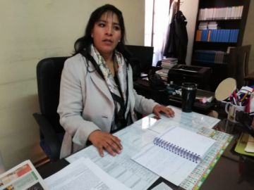 Fiscalía no recibió ninguna denuncia sobre fraude o delito electoral