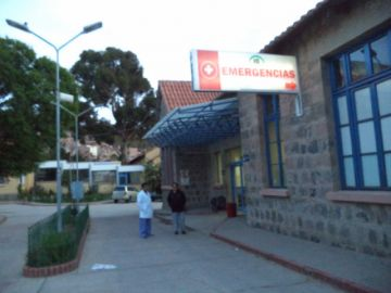 En el hospital Bracamonte se atendió a 25 pacientes