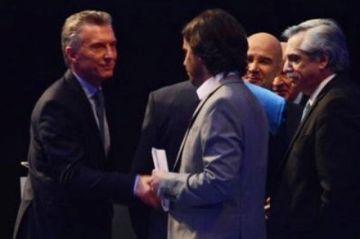Candidatos a la presidencia de Argentina cruzan acusaciones