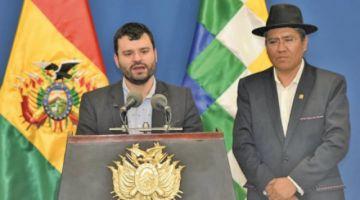 Ministro Canelas: estamos confiados en el resultado final de las elecciones