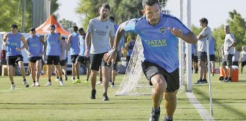 Boca Juniors busca la remontada ante River