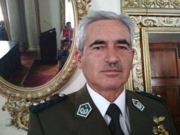 Cambian al comandante de Policía por orden del comando General