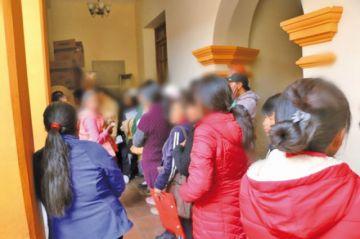 No está permitido reservar cupos con antelación para escuelas privadas