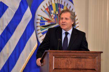 Almagro anuncia que la OEA auditará el proceso electoral